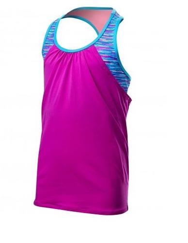 TYR Girl's Sunray Ava 2 In 1 Tank