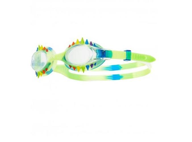 TYR Kid's Swimple Spikes Tye Dye Goggles