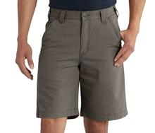 Carhartt Men's Rugged Flex Rigby Short GRAVEL