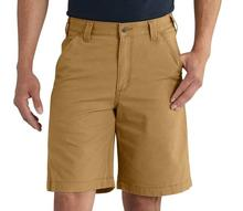 Carhartt Men's Rugged Flex Rigby Short HICKORY