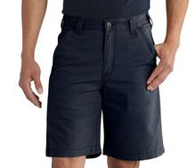 Carhartt Men's Rugged Flex Rigby Short NAVY