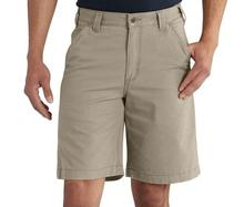 Carhartt Men's Rugged Flex Rigby Short TAN