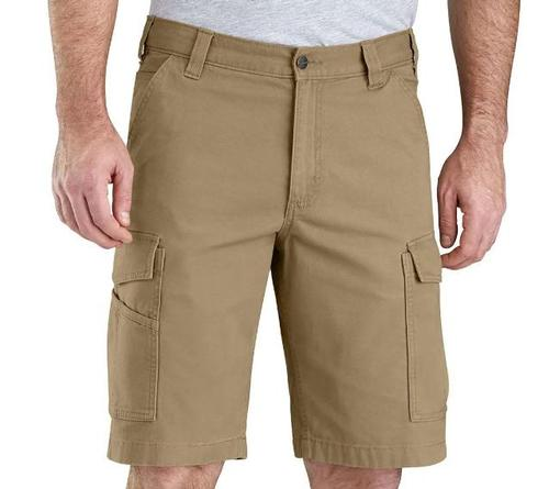Carhartt Men's Rugged Flex Rigby Cargo Shorts