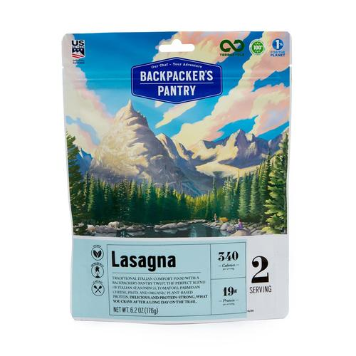 Backpackers Pantry Vegetarian Lasagna