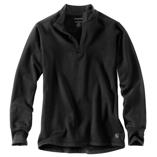 Carhartt Men's Base Force Extremes Super-Cold Weather Quarter-Zip