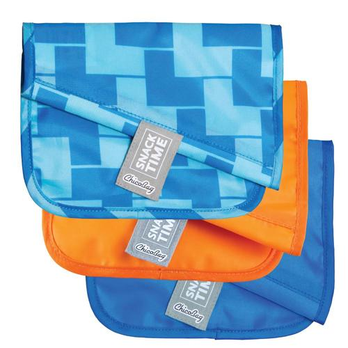 Chico Bag Snack Time Blue Ladder