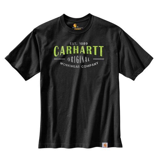Carhartt Men's Workwear Original Graphic Short Sleeve T-Shirt