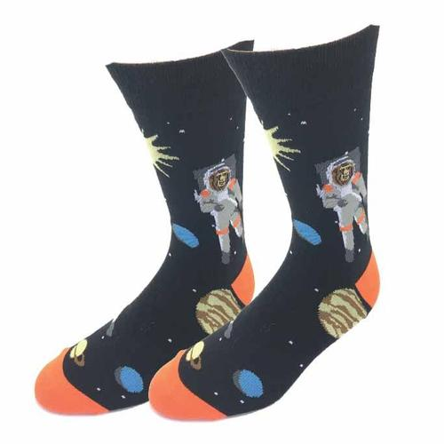 Bigfoot Sock Company Bigfoot in Space Socks