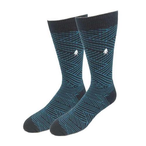Bigfoot Sock Company Active Pattern Socks