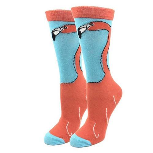 Bigfoot Sock Company Lady Flamingo Socks