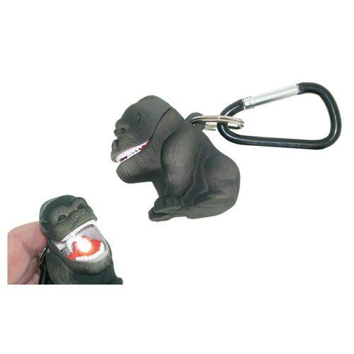 Sun Co Gorilla Wildlight LED Carabiner Flashlight