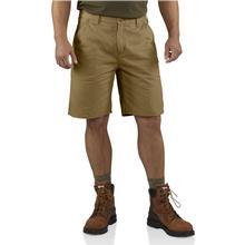 Carhartt Men's Washed Twill Dungaree Shorts DARK_KHAKI