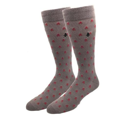 Bigfoot Sock Company Bamboo Little Bigfoot Socks in Grey