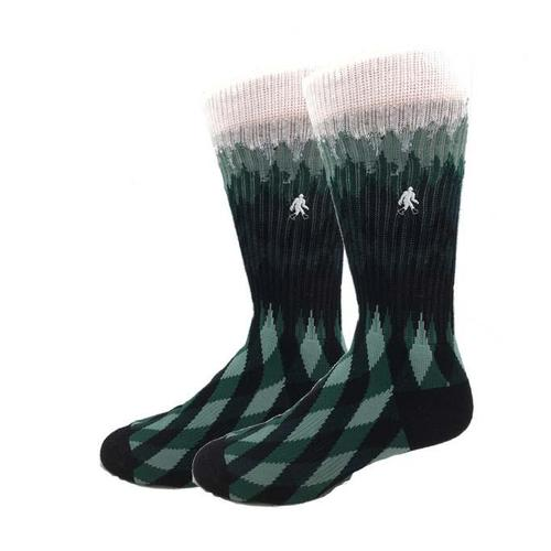 Bigfoot Sock Company Active Forest Socks