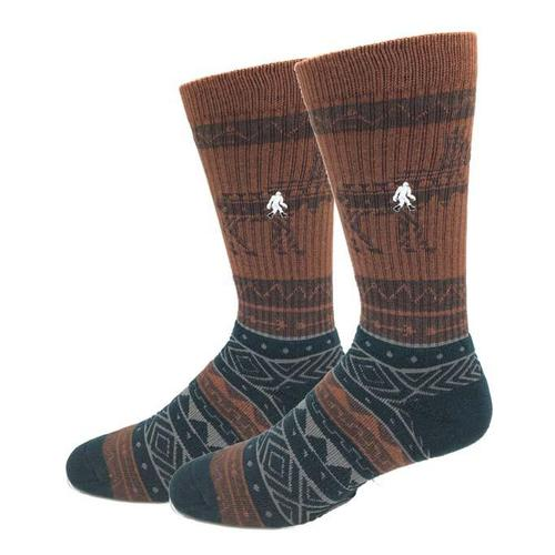 Bigfoot Sock Company Active Moose Socks