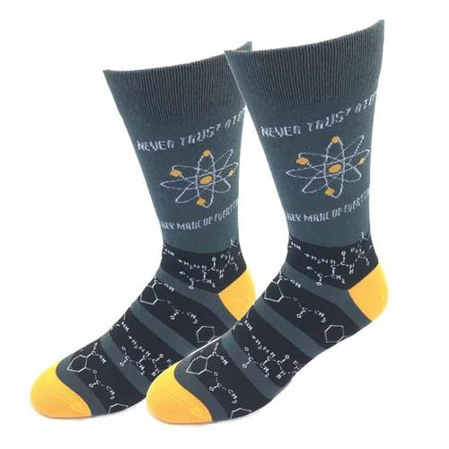 Sock Harbor Never Trust Atoms Socks