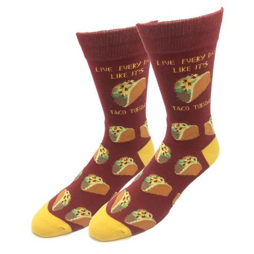 Sock Harbor Taco Tuesday Socks