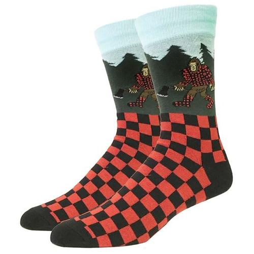 Bigfoot Sock Company Lumberjack Bigfoot Socks