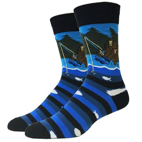 Bigfoot Sock Company Fishing Bigfoot Socks