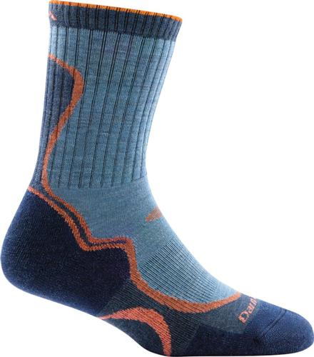 Darn Tough Women's Light Hiker Micro Crew Light Cushion Socks