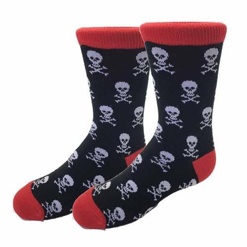 Sock Harbor Pirate Youth Socks