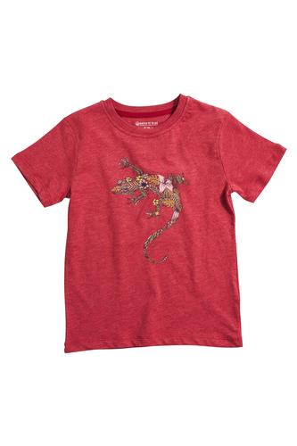 United by Blue Kid's Wild Gecko Tee