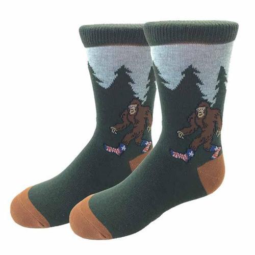 Bigfoot Sock Company Classic Lil Bigfoot Kids Socks
