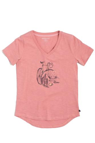United by Blue Women's Ride Home Tee