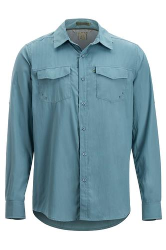 ExOfficio Men's Estacado Long Sleeve Shirt