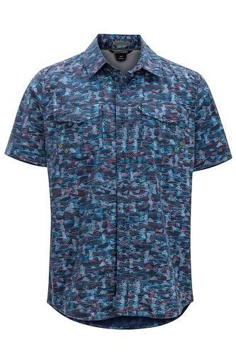 ExOfficio Men's Estacado Short Sleeve Shirt