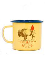 United by Blue Enamel 12 oz. Mug RIGHTTOROAM