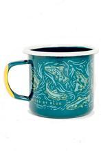 United by Blue Enamel 12 oz. Mug UPSTREAM
