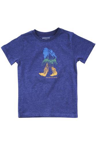 United by Blue Kid's Make Tracks Tee