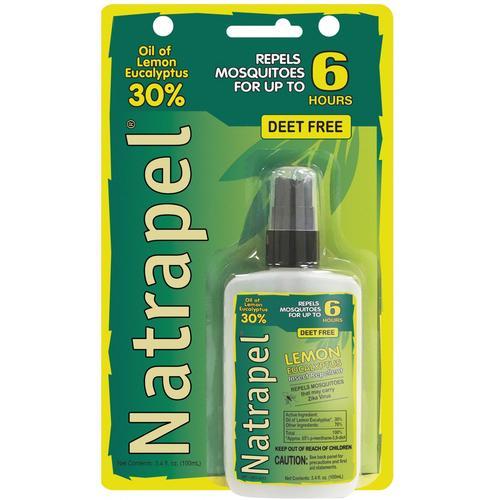 Adventure Medical Kits Natrapel Lemon Eucalyptus 3.4 oz.