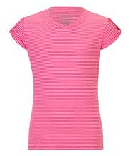 Killtec Girl's Mada Jr V-Neck Shirt PINK