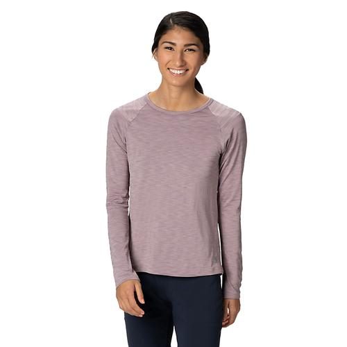 Mountain Hardwear Women's Mighty Stripe Long Sleeve Tee