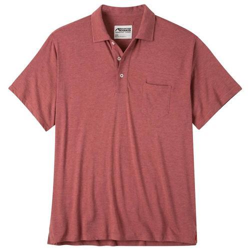 Mountain Khakis Men's Patio Polo Shirt