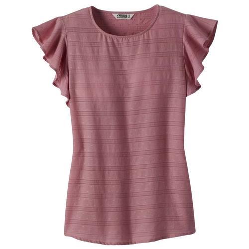 Mountain Khakis Women's Flutter Short Sleeve Shirt