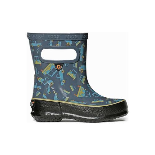 Bogs Kid's Skipper Trucks Rain Boots