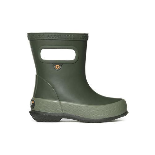 Bogs Kid's Skipper Solid Rain Boots