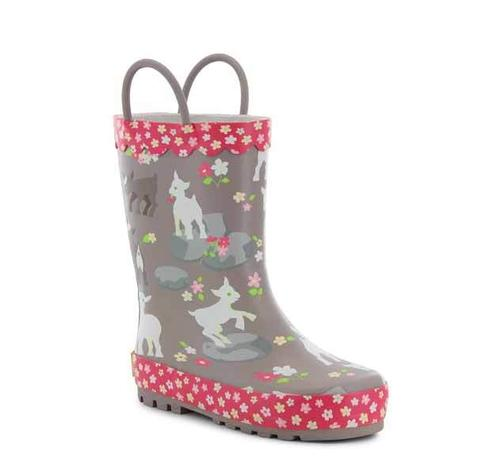 Washington Shoe Company Kid's Kidding Around Rain Boot