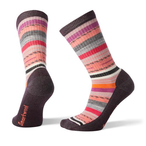 Smartwool Women's Hike Light Margarita Crew Socks