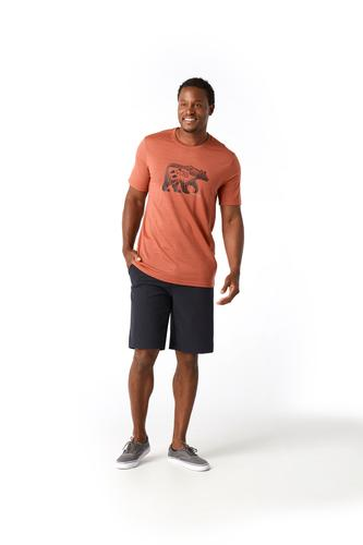 Smartwool Men's Merino Sport 150 Bear Camp Tee