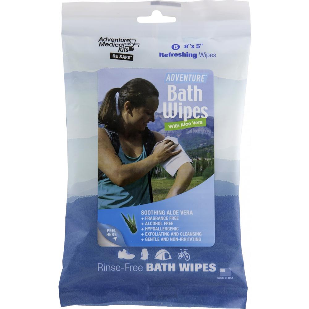 Adventure Medical Kits Travel Bath Wipes