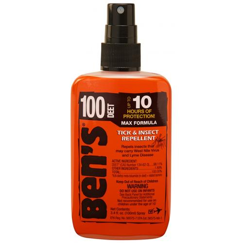 Adventure Medical Kits Ben's 100 Max  Deet 3.4oz