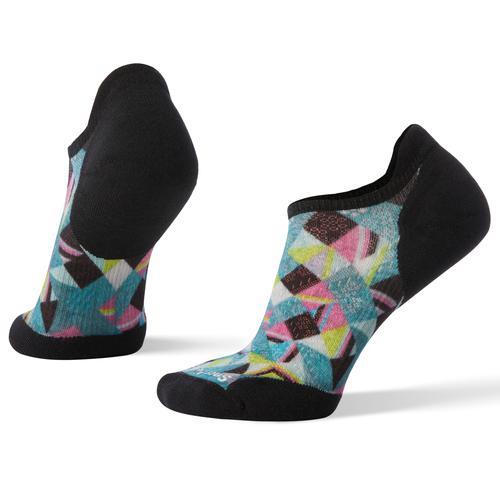Smartwool Women's PhD Run Light Elite Print Micro Socks