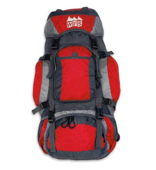 World Famous Sports Zion 40L Internal Frame Backpack