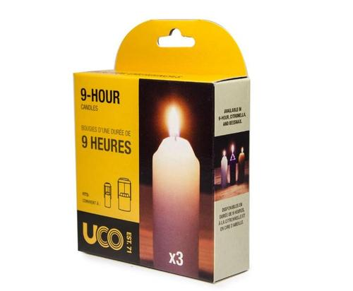 UCO Gear 9-Hour Candles