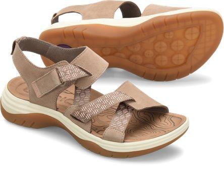 Bionica Women's Nahla Sandal in Baywater