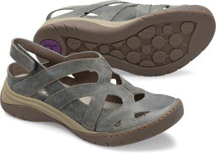 Bionica Women's Maclean 2 Sandal in Jeans